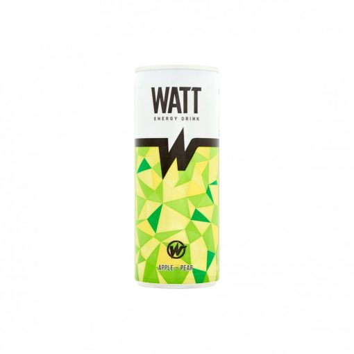 Watt energiaital Alma-Körte 250ml
